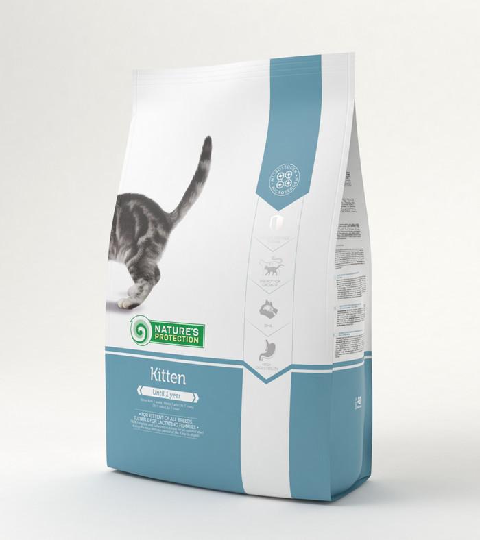 harga Nature protection kitten untuk anakan kucing 2 kg Tokopedia.com
