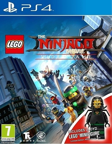 harga The lego ninjago movie video game [mini-fig edition] Tokopedia.com