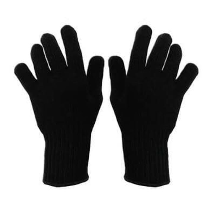 harga Sarung tangan biker gloves wooll polos hitam motor rajut aksesoris Tokopedia.com
