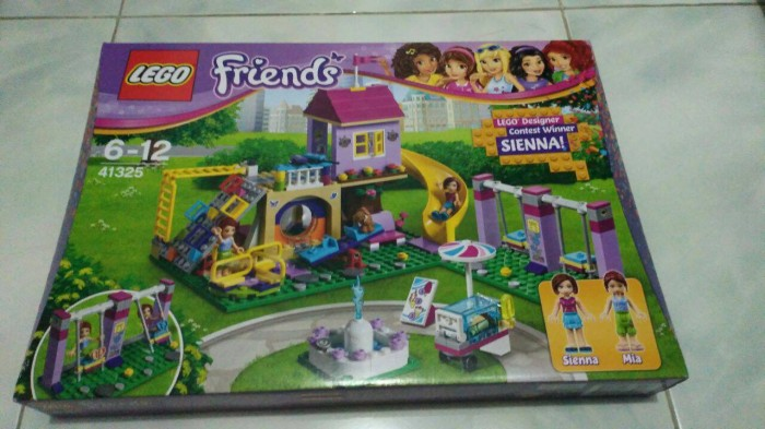 Jual Lego friends 41325 Heartlake City Playground - Poskotiket ...