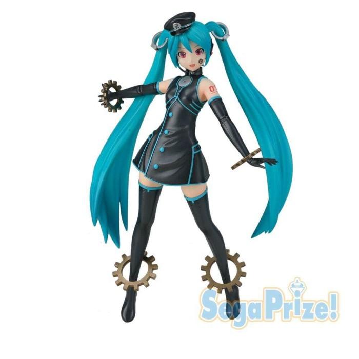 Foto Produk SEGA SPM Figure Hatsune Miku Factory Tyrant Ver - Vocaloid dari Moonstershop