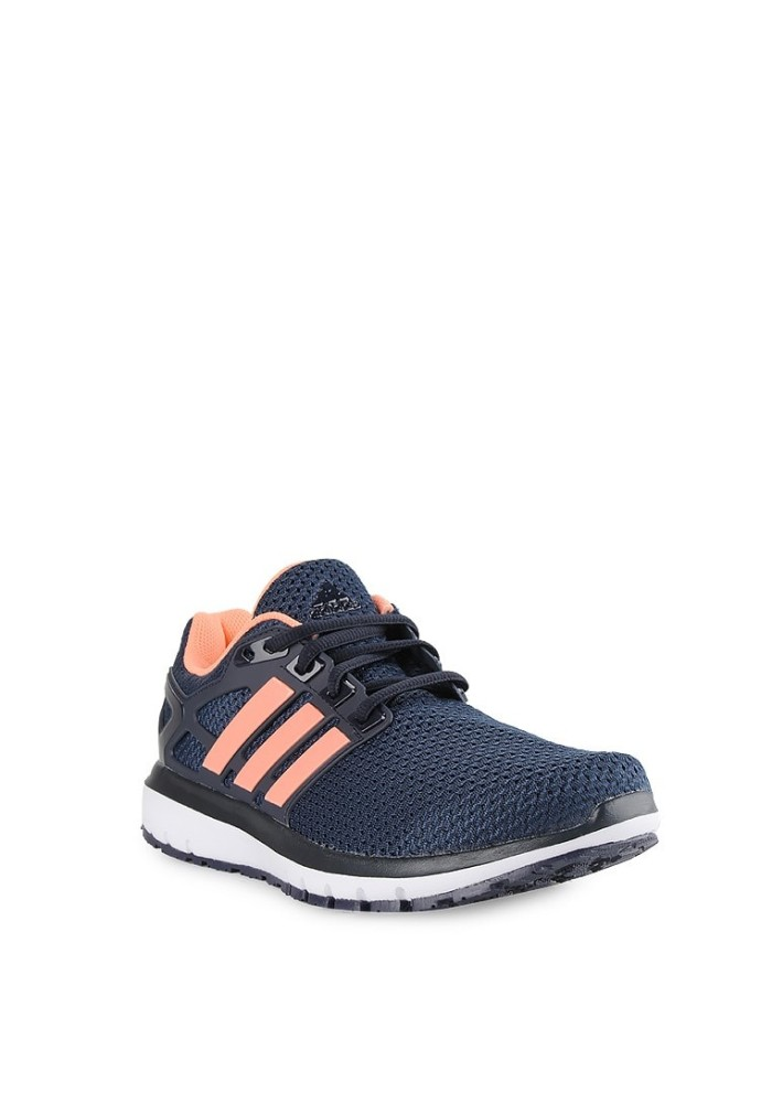 Sepatu Running Adidas Original Energy Cloud WTC - Blue/PInk Ink