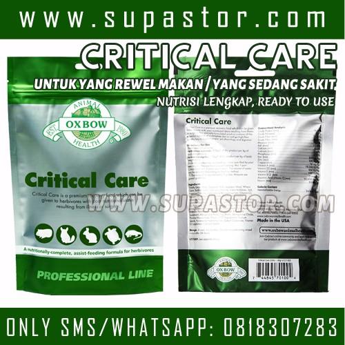 Foto Produk Critical Care Formula Khusus Oxbow untuk Kelinci dari Supastor