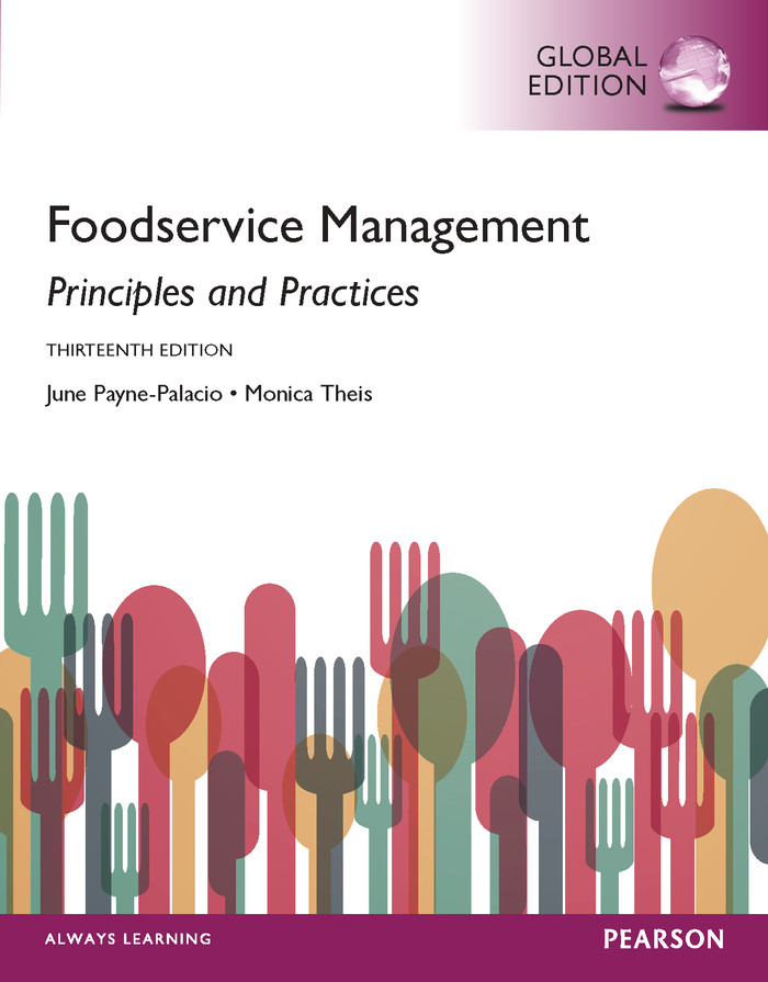 harga Foodservice management: principles and practices (global ed.) [ebook] Tokopedia.com
