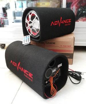 harga Speaker advance subwoofer t101-kf 5 inch / guling / no bluetooth Tokopedia.com