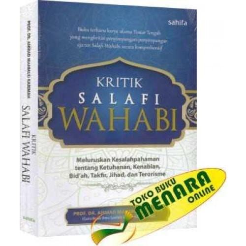 Foto Produk KRITIK SALAFI WAHABI dari Menara Online