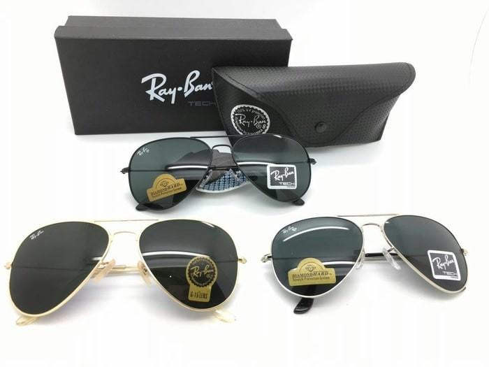 ... harga Kacamata rayban aviator lensa kaca tidai fullset kaca mata pria  wanita Tokopedia. 64216aa39f
