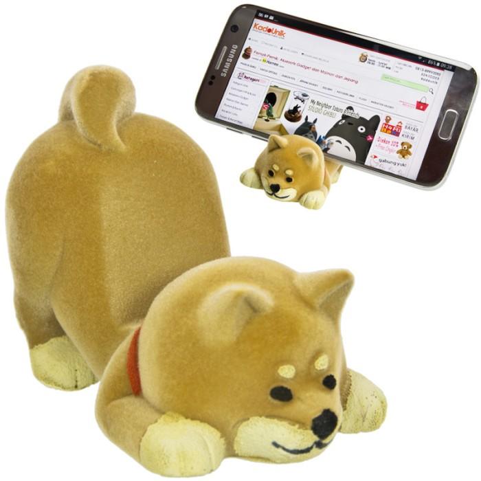 harga Dudukan hp decole wankoron - anjing shiba Tokopedia.com
