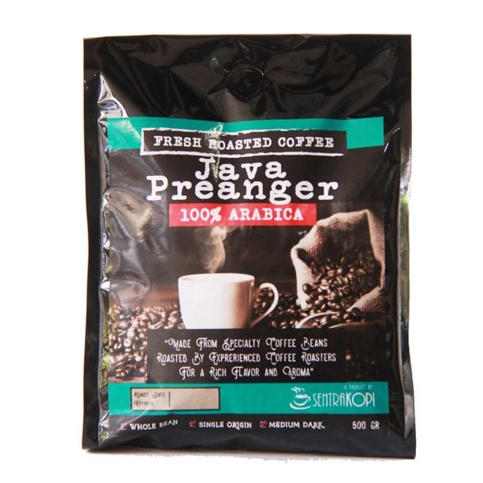 harga Kopi arabika java preanger 500 gram - bubuk / biji - arabica coffee Tokopedia.com