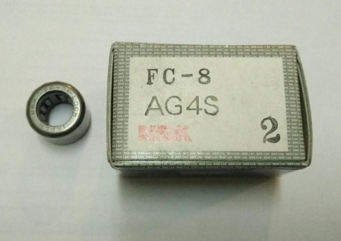 harga Fc8 oneway miniature needle bearing nsk id 8mm x od 14mm x b 12mm Tokopedia.com