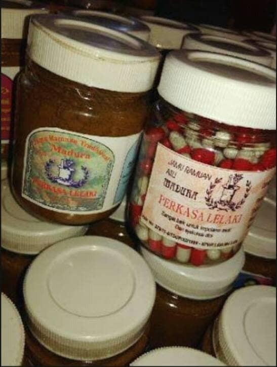 jual jamu ramuan tradisional madura cakraningrat perkasa lelaki