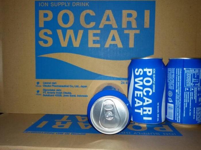 harga Pocari sweat kaleng Tokopedia.com