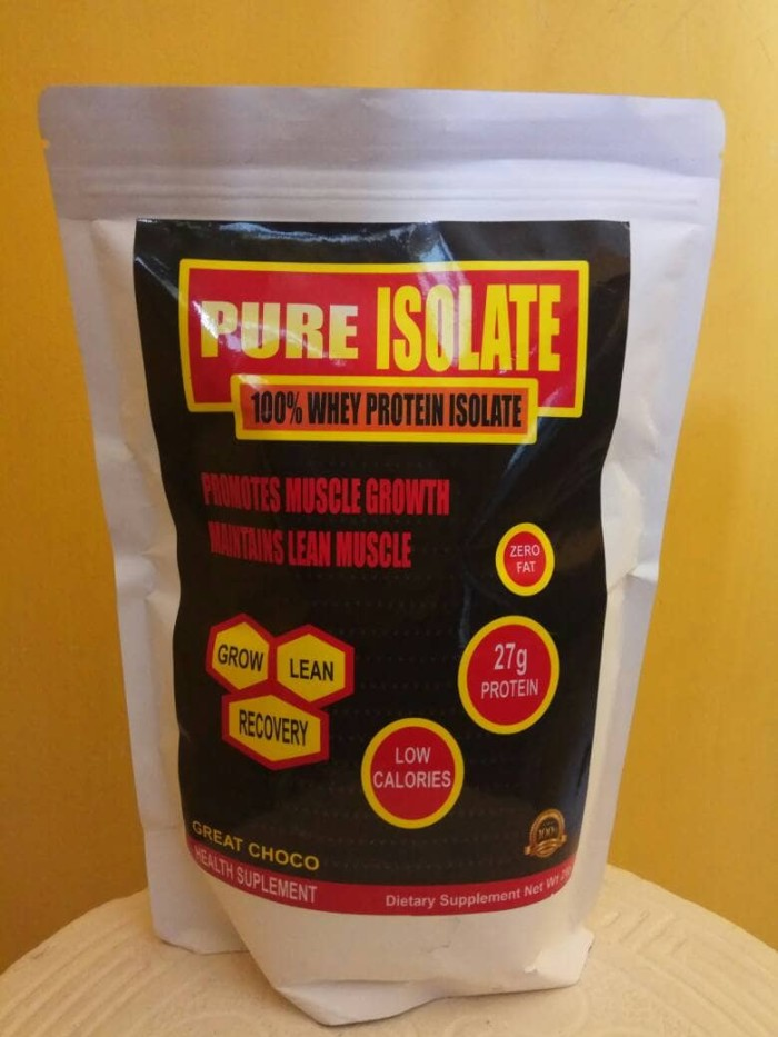 harga Wpi 100% whey protein isolate 2lbs Tokopedia.com