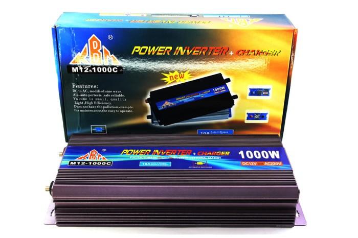Info Inverter 1000 Watt Travelbon.com
