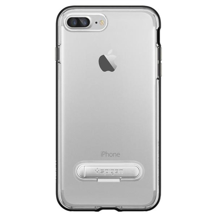 watch 7088b d8f07 Jual Spigen iPhone 7 Plus / 8 Plus Case Crystal Hybrid - NanoMax | Tokopedia