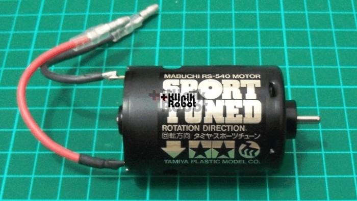 harga Kr12005 4950344530687 sport tuned motor rs-540 (tamiya #53068) * Tokopedia.com