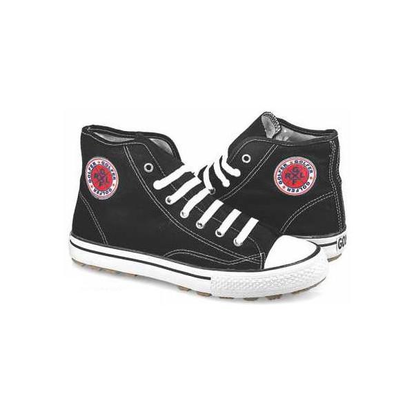 harga Sepatu anak sekolah warior gf boots - sepatu original distro awet Tokopedia.com