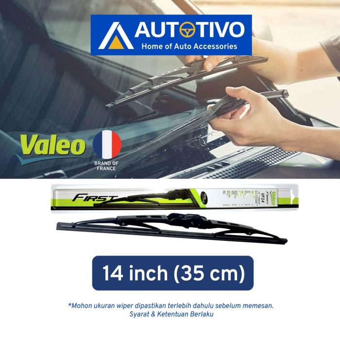 harga Wiper mobil valeo ukuran 14 inci (350 mm) Tokopedia.com