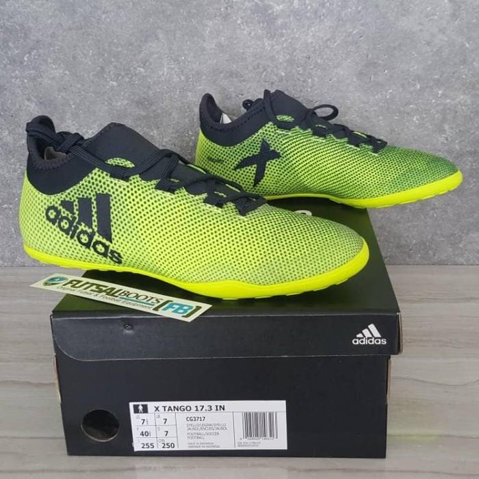 reposo regional Adivinar  Jual Sepatu Futsal Adidas X Tango 17.3 IN - Solar Yellow (CG3717) - Kab.  Tangerang - Futsal Boots/Boots Dept | Tokopedia