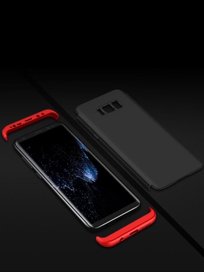 3in1 360 degree slim fit case samsung s8 casing unik murah
