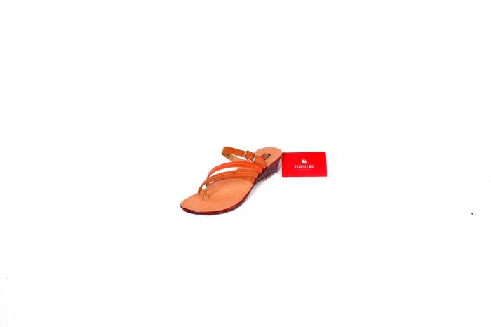 harga Sandal cewe dewasa savory ft 1018 camel yellow Tokopedia.com