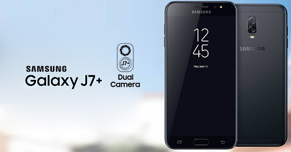 harga Samsung galaxy j7 plus ram 4gb rom 32gb - c710f garansi resmi sein Tokopedia.com