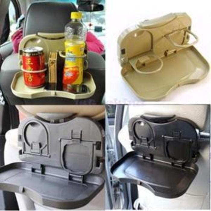 Foto Produk Travel Dinning Tray -- Tempat Taruh makan minum di mobil dari Gufi store