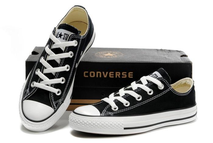 Sepatu Convers Hitam - Harga Terkini dan Terlengkap 9d40180f07