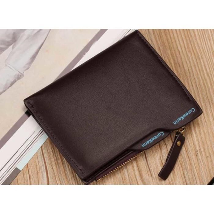 Foto Produk CUREWE Dompet Fashion Mens PU Leather Wallet IMPOR #BG Elegan Pria Wan dari DealKeren