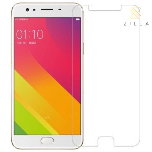 Zilla 2 5D Tempered Glass Curved Edge 9H 0 26mm for Oppo F3 .