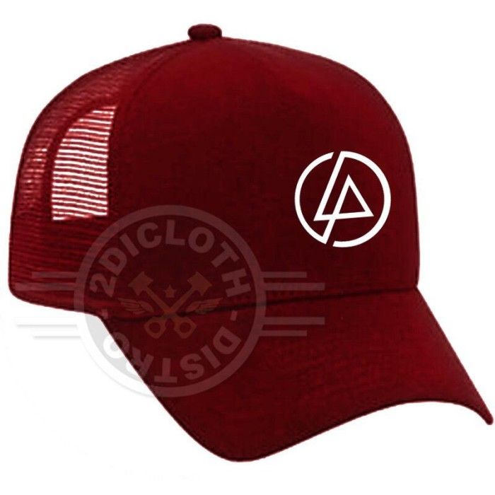Topi Baseball Linkin Park Topi Distro Linkin Park - Daftar Harga ... 83e9d23da5