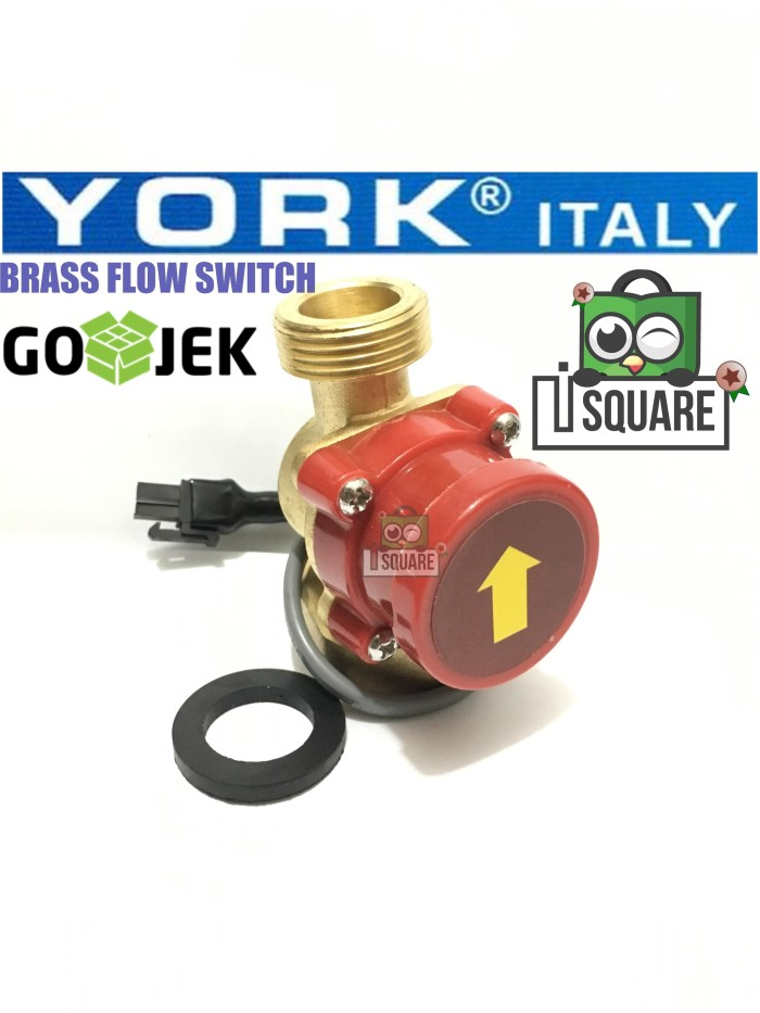 harga Water flow switch / brass switch control york (1  x 3/4 ) Tokopedia.com