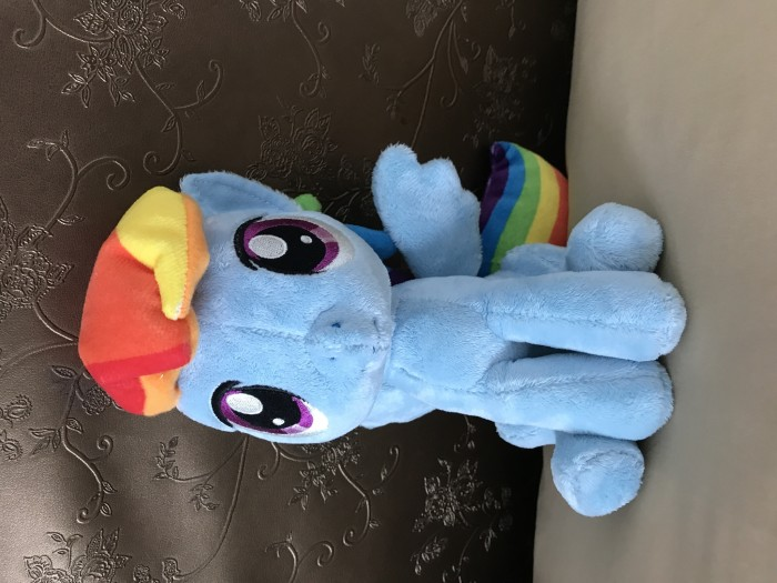 My Little Pony Nici Rainbow Dash doll