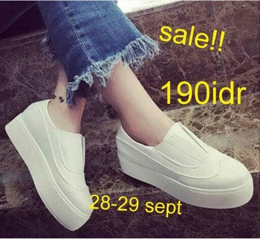 harga Sepatu wanita import tipe 319 Tokopedia.com