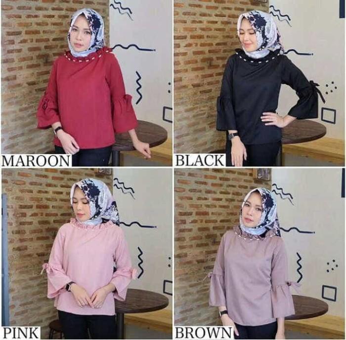 Katalog Model Baju Kerja Muslim Hargano.com