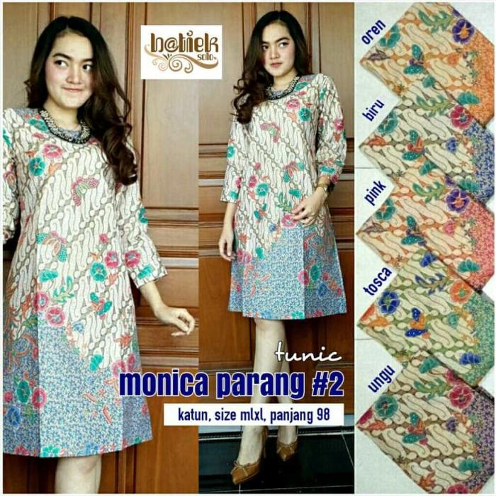 Toko Pedia Baju Batik: Jual TUNIK PARANG #2