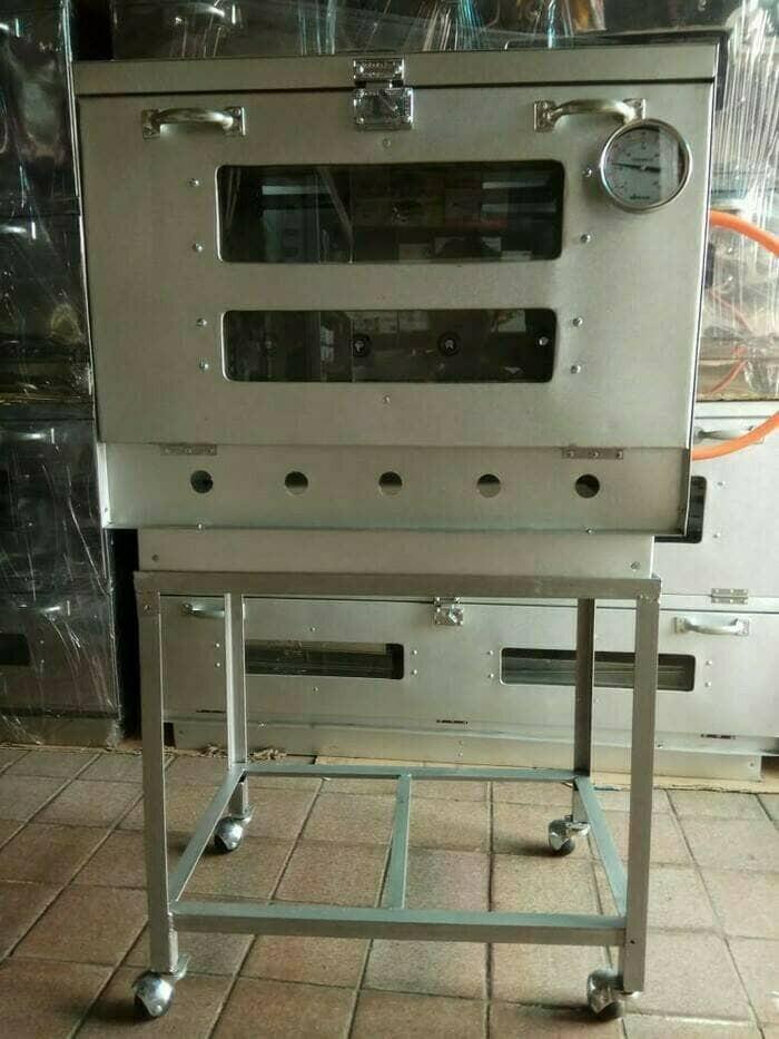 Foto Produk oven gas murah galvaloum 40x60 via OJOL dari majdi syarif