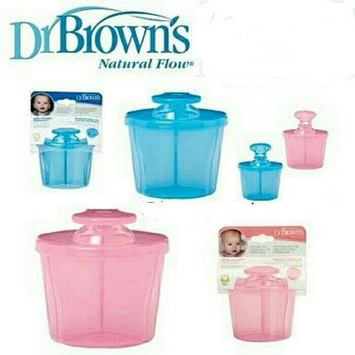 harga Dr brown milk powder dispenser(tempat wadah susu bubuk formula) Tokopedia.com