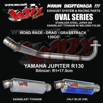 harga Knalpot wrx oval gp doff k1 k2 k3 yamaha jupiter z z1 stainless steel Tokopedia.com
