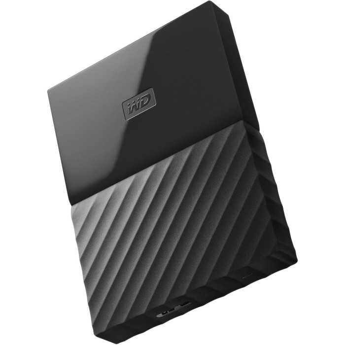 Hardisk/HDD External WD My Passport Ultra 1TB USB 3.0 - Hitam
