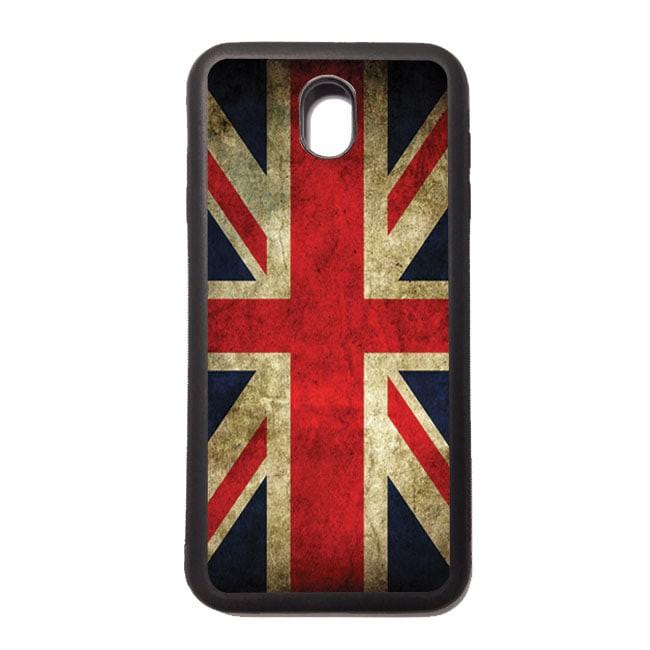 harga Case casing samsung j7 pro / j7 2017 softcase bumper bendera inggris 1 Tokopedia.com