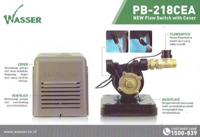 harga Wasser pb 218 cea booster pump pompa pendorong flow switch tandon Tokopedia.com