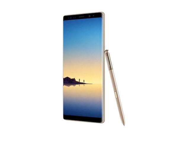 Samsung Galaxy Note 8 - Garansi Resmi SEIN 1 Tahun - Emas
