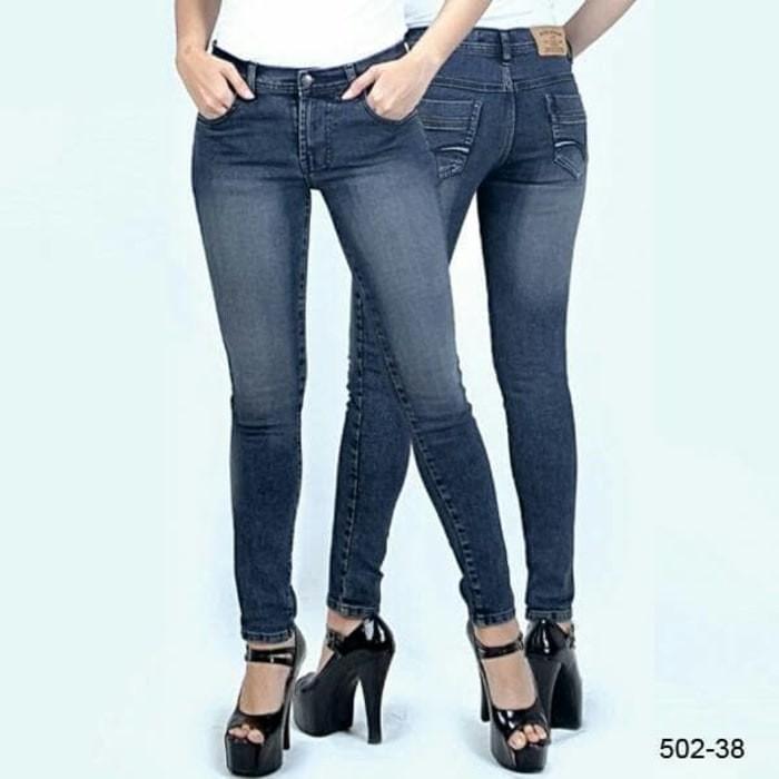 Jual Celana Jeans Prada Skinny Pensil Wanita Warna Abu Size 27 30 Abu Abu Muda Murah Barokah Kds Tokopedia