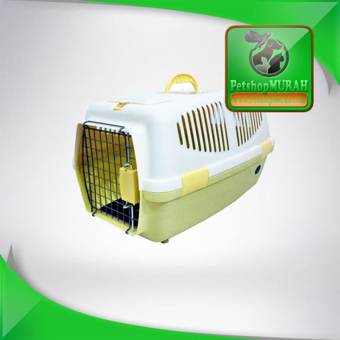 harga Kandang kucing / anjing portable ukuran besar - pet cargo l Tokopedia.com