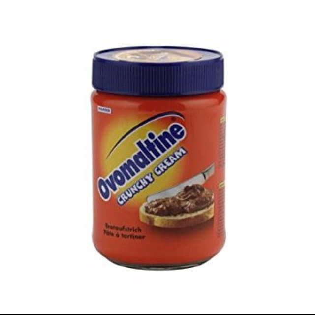 harga Ovomaltine - ovomaltin crunchy cream 400 gram Tokopedia.com