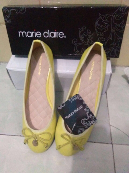 Jual Flat Shoes Marie Claire - Ninananina Shop  1b39579ae0