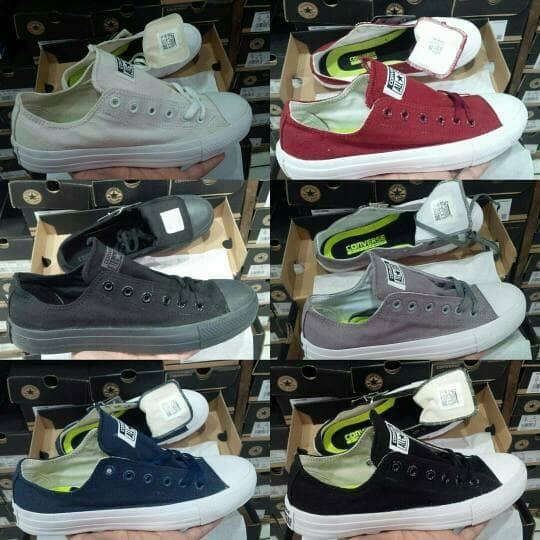 Jual sepatu converse all star polos cek harga di PriceArea.com e6bb226b90