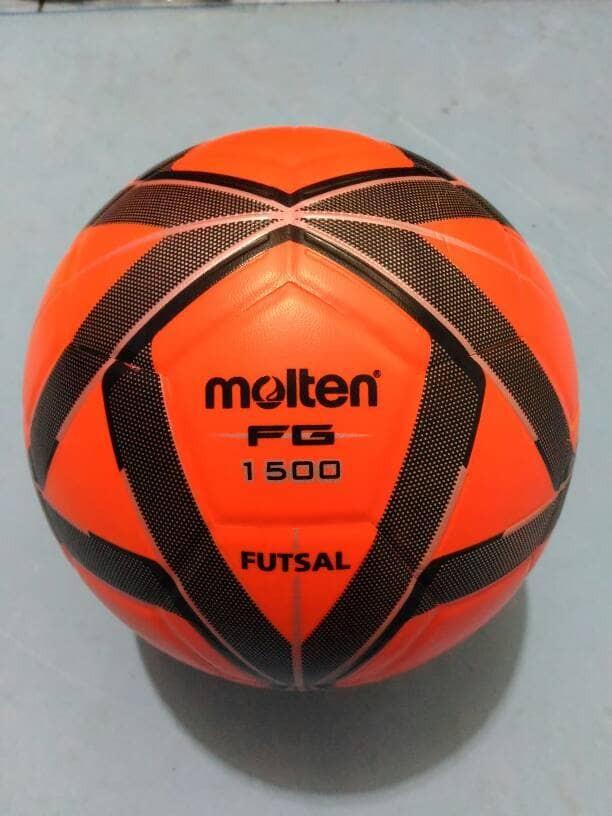 harga Bola futsal molten fg.1500 original Tokopedia.com