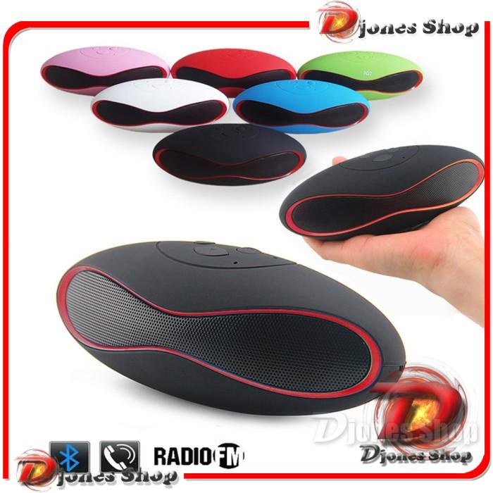 harga Speaker bluetooth football mini / speaker kerang Tokopedia.com